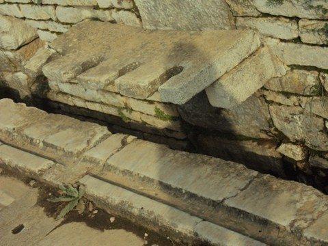 Bizans helaları sardes antik kenti manisa