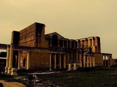 Ege Gezisi Sardes Antik Kenti Ve Artemis Tapınağı