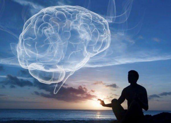 meditasyon beyin beyinde paryetal bölge kan akımı