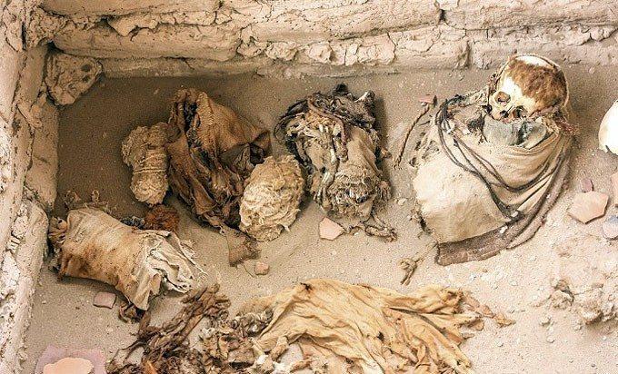 nazca çizgileri peru ölü mezarları