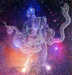 yılancı takımyıldızı ophiuchus galaksi