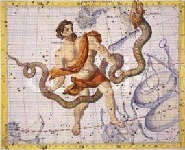yılancı takımyıldızı ophiuchus donusum astroloji