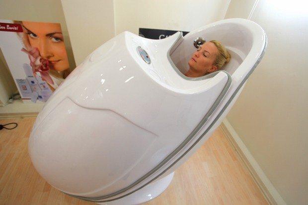 ozon sauna nedir faydaları yararları tehlikeli mi