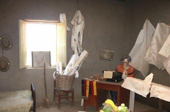 Peru - Nazca'daki Maria Reich Müzesi