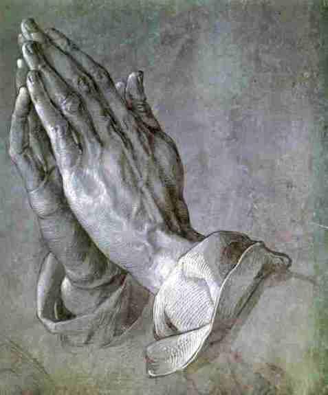dua eden eller praying hands albrecht durer_durer