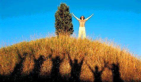 ruh ruhsal tanrı öz tin roller yaşam