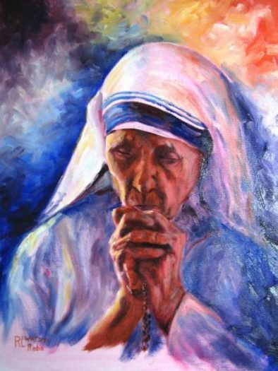 rahibe teresa mother teresa