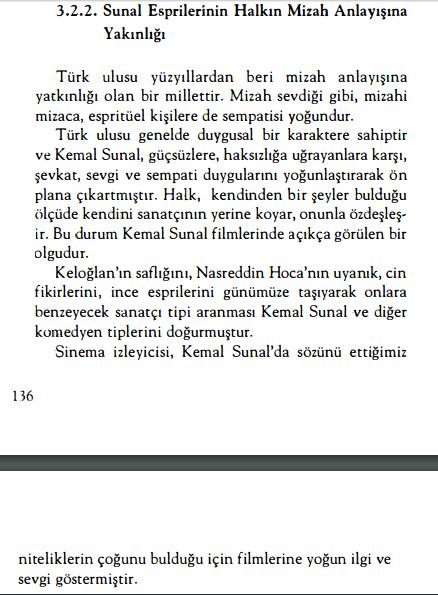 kemal sunal espirileri halkın mizah anlayışı türkiyenin en büyük komedyeni kimdir