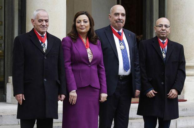 tunus dortlusu tunus dörtlüsü kimdir tunus ulusal diyalog dörtlüsü oslo nobel ödülleri Nobel Barış Ödülü