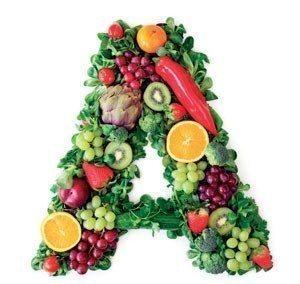 vitamin A vitamini kırışıklık güneş lekeleri