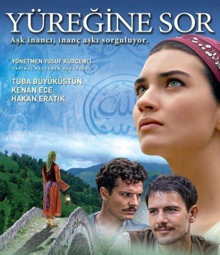 yüreğine sor dvd tuba büyüküstün film sinema keyfi 2010