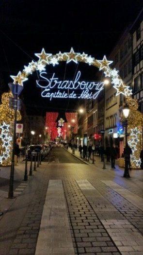 Strasbourg, Noel pazarlarının başenti