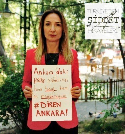 Aylin Ankara Kuğulu Park gezi olayları chp milletvekilleri