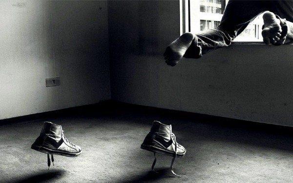 ayakkabı ayakkabılardan kaçış