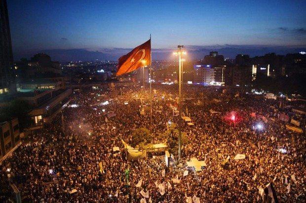 Gezi Parkı Eylemleri akp ak parti chp kılıçdaroğlu erdoğan