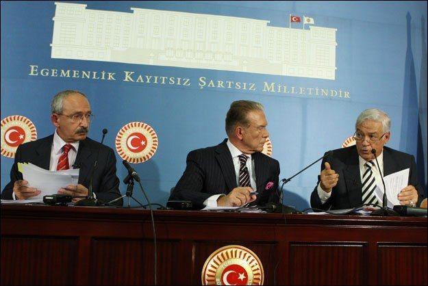 Kılıçdaroğlu-Fırat düellosu 25 Eylül 2008