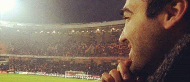 Finlandiya Milletvekili Ozan Yanar, Beşiktaş maçında