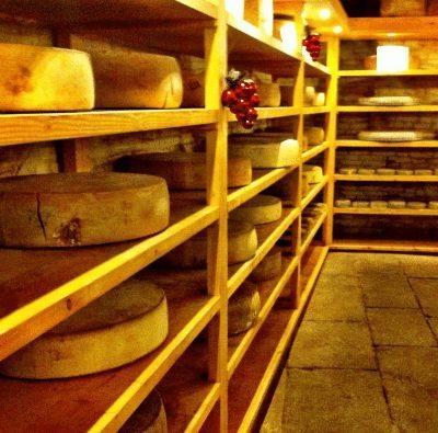 Peynir mahzeni, Bergheim