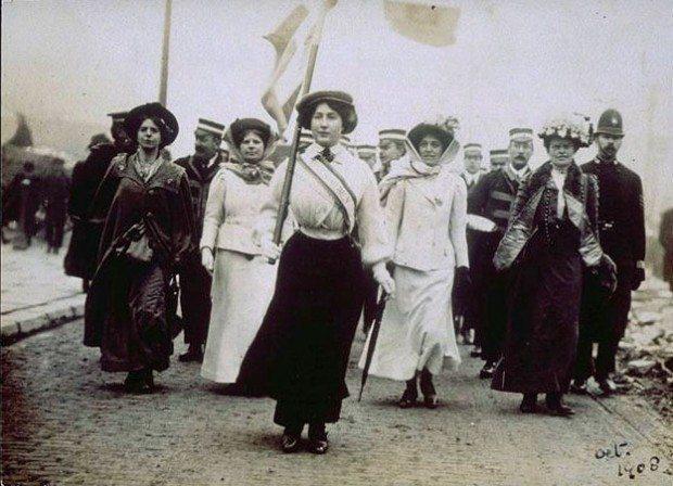 kadının direniş öyküsü suffragette filmi