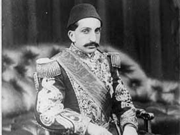 padişah sultan 2. abdulhamid