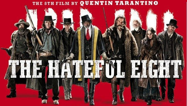 Tarantino sunar The Hateful Eight kapak