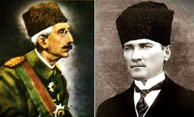 Vahdettin-Atatürk