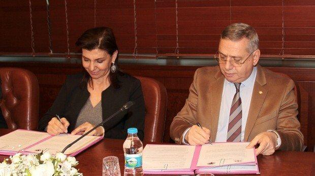 başkent üniversitesi tsf türkiye satranç federasyonu imza töreni