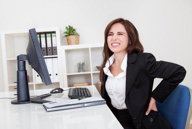 beğ ağrısı bel fıtığı ofis çalışanlarında bel ağrısı