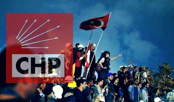 chp gezi parkı olayları kemal kılıçdaroğlu vekiller