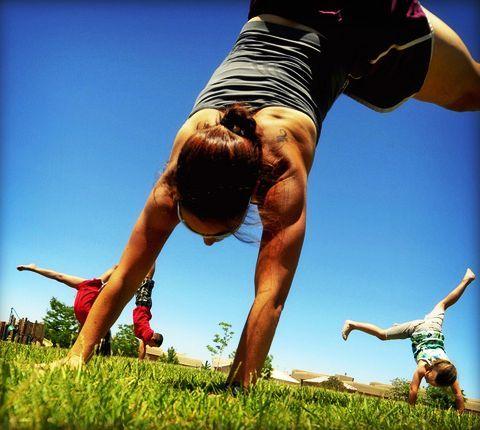 egzersiz spor jimnastik bel ağrıları