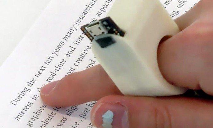 görme engelliler körler için sesli yazı