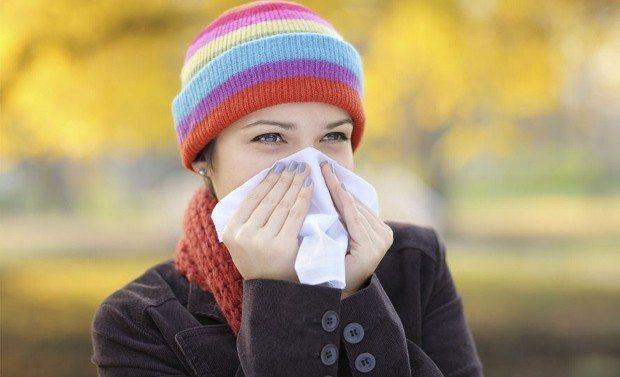 gripten korunmanın iyileştirmenin soğuk algınlığı