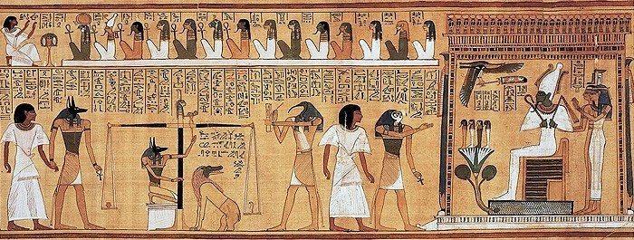 hiyeroglif mısır mesaj işaretler