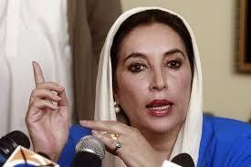 Benazir Butto pakistan başbakanı ilk müslüman kadın başbakan