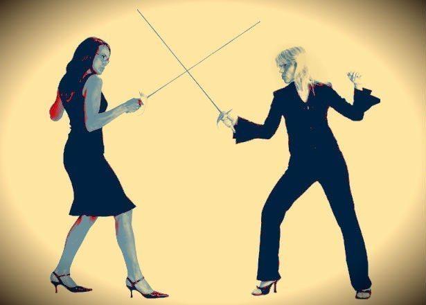kadının kadına şiddeti