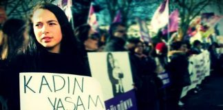 kadınlar eşitlik yaşam özgürlük