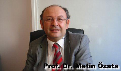 Prof. Dr. Metin Özata