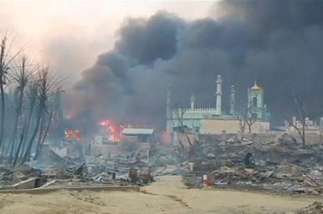 müslüman mezhep savaşları uyuyan müslümanlık mynar