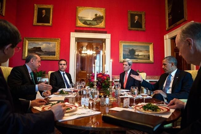 türkiye zeytinyağı siyaseti obama erdogan hakan fidan kerry davutoglu