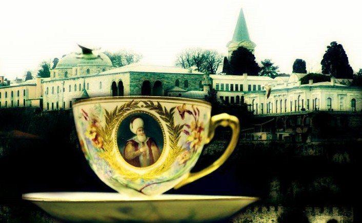 osmanlı sarayı devlet harem türk kahvesi