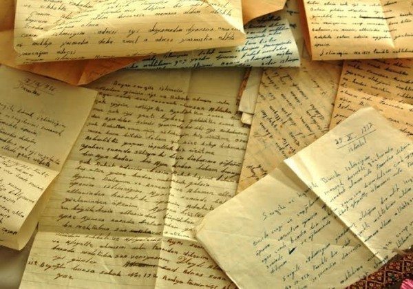 Görülmüş Mektuplar