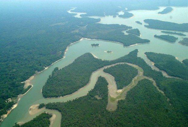 nil nehri ve baraj barjaların doğal yaşama etkisi