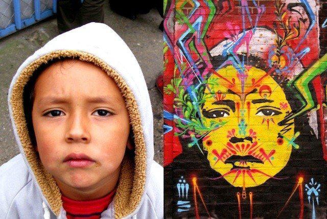 Graffiti'ye farklı bir tarz