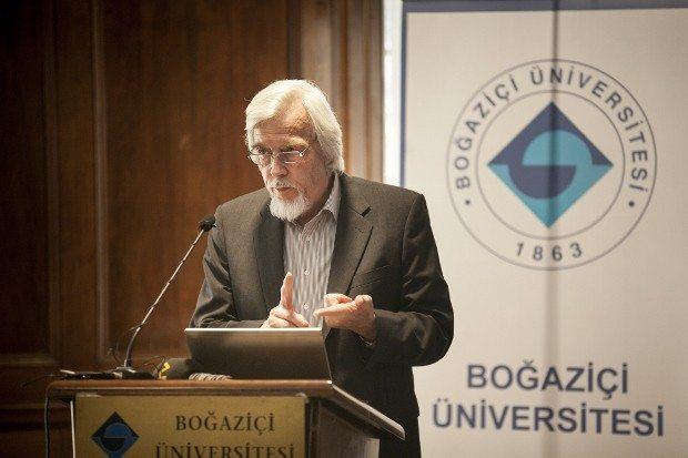 boğaziçi üniversitesi lectures cern eski direktörü heuer