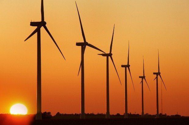 rüzgar enerjisi tribünleri