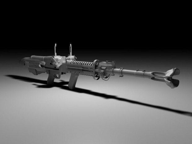 3 boyutlu yazıcı ile silah üretimi