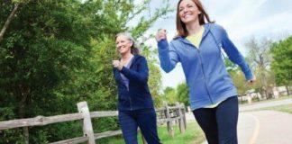 yürüyüş tempo diyabetik formda kalmak nefes
