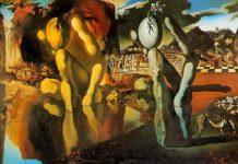 Salvador Dali – Metamorphosis of Narcissus