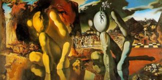 Salvador Dali – Metamorphosis of Narcissus
