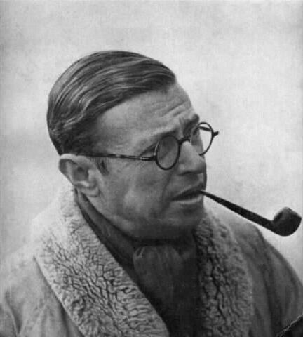 yalan Jean Paul Sartre